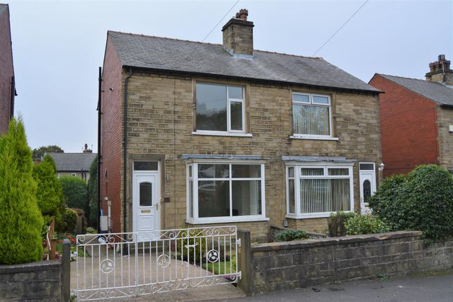 2 bed semi-detached house to rent in Broomfield Road, Marsh, Huddersfield