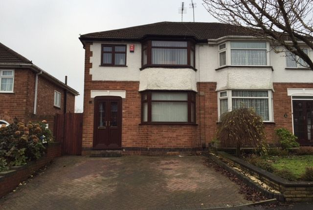 Thumbnail Semi-detached house to rent in Appleton Avenue, Great Barr