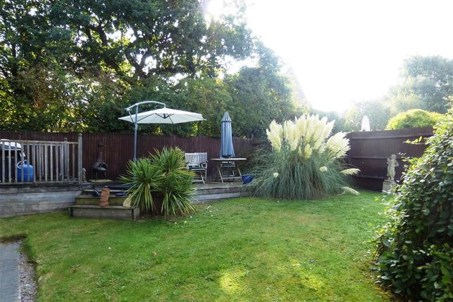 Thumbnail Detached house for sale in Woodpecker Crescent, Burgess Hill