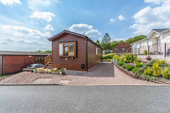Thumbnail Mobile/park home for sale in Dowles Road, Bewdley