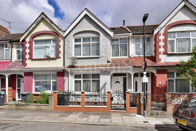 Thumbnail Terraced house for sale in Herbert Road, London