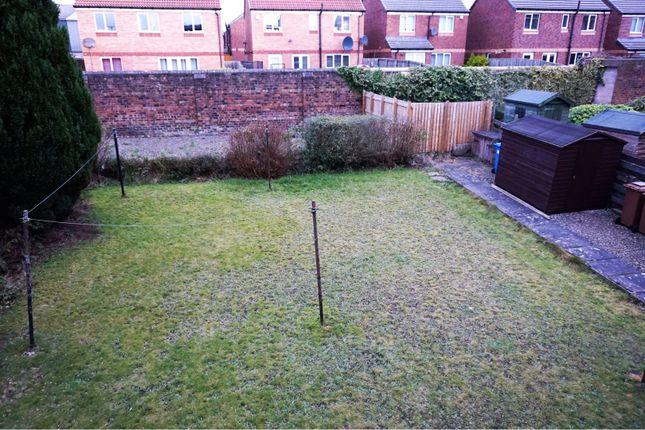 Rear Garden of 201 Clepington Road, Dundee DD3