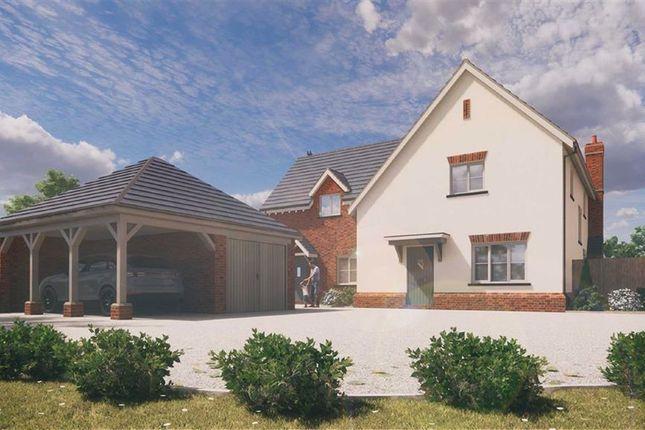 Thumbnail Detached house for sale in Dean Farm Lane, Soulbury, Leighton Buzzard