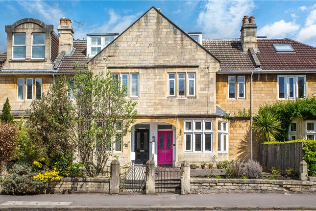 5 bed terraced house for sale in Crescent Gardens, Bath BA1