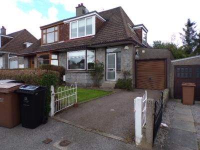 Thumbnail Semi-detached house to rent in Braeside Place, Airyhall