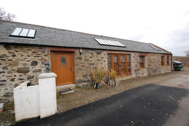Thumbnail Detached house to rent in Cottage Of Badenscoth Steading, Rothienorman