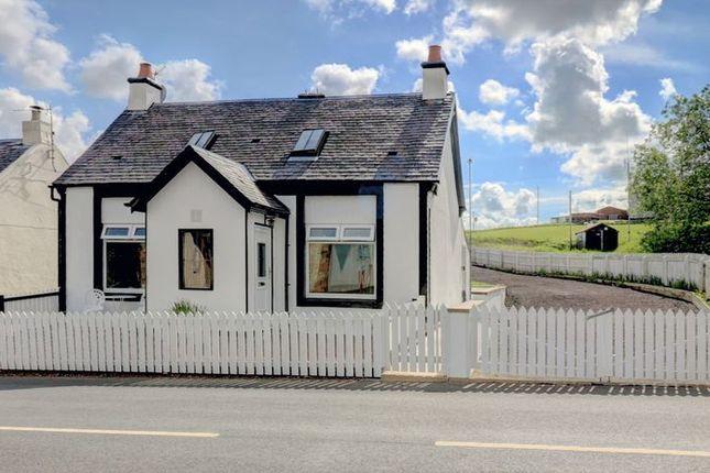 Thumbnail Detached house for sale in Main Street, Leadhills, Biggar