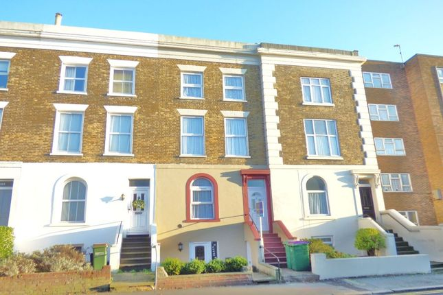 4 bed terraced house for sale in Grove Terrace, Dover Road, Folkestone