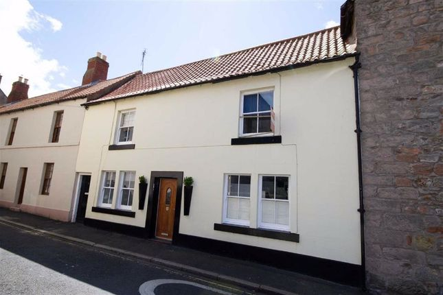 Thumbnail Town house for sale in Ness Street, Berwick-Upon-Tweed, Northumberland