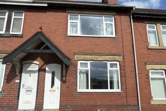 Thumbnail Terraced house to rent in Hill Crest, Skellow Doncaster