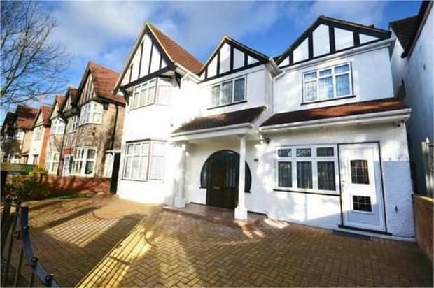 Thumbnail Detached house for sale in Jersey Road, Hounslow, Middlesex