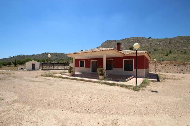 3 bed villa for sale in Yecla, Alicante, Spain