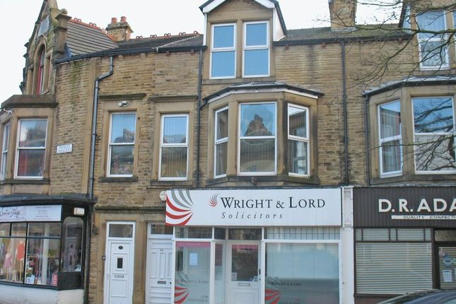 Thumbnail Flat to rent in Princes Crescent, Bare, Morecambe