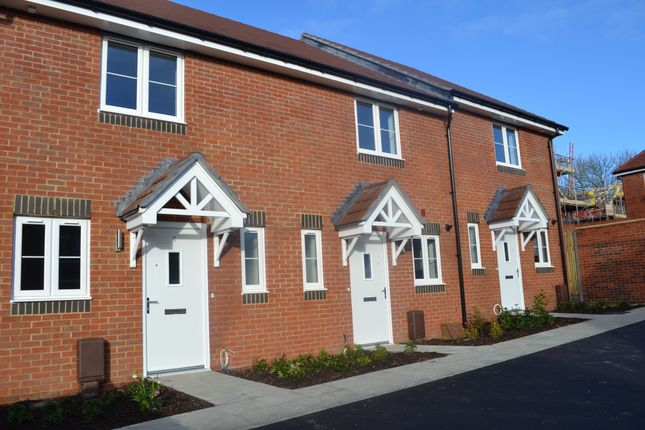 Terraced house for sale in Admiralty Crescent, Havant