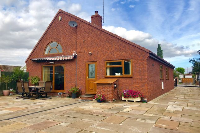 Thumbnail Detached bungalow for sale in Harworth Avenue, Blyth, Worksop