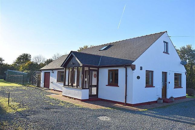 Thumbnail Detached bungalow for sale in Mill Lane, Merlins Bridge, Haverfordwest
