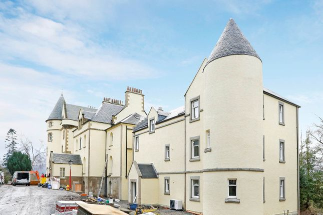 3 bed flat for sale in Venlaw Castle, Peebles EH45