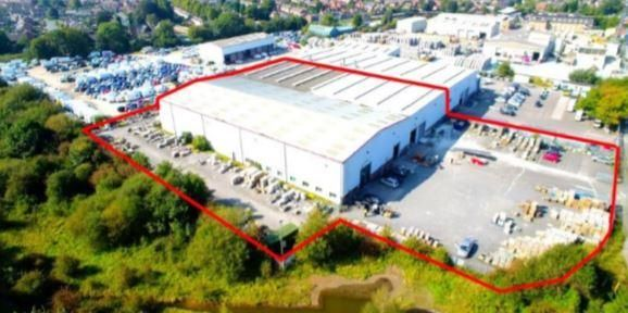 Thumbnail Industrial for sale in Road Beta, Middlewich, North West