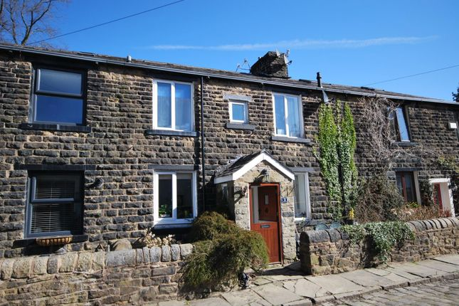 Thumbnail Terraced house for sale in The Park, Ramsbottom, Bury