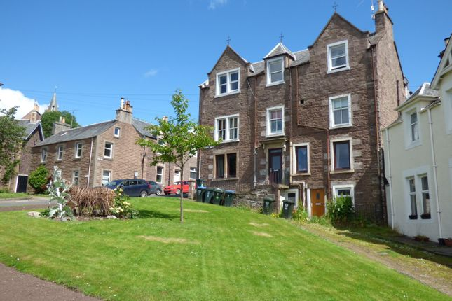 Thumbnail Flat for sale in Burrell Square, Crieff