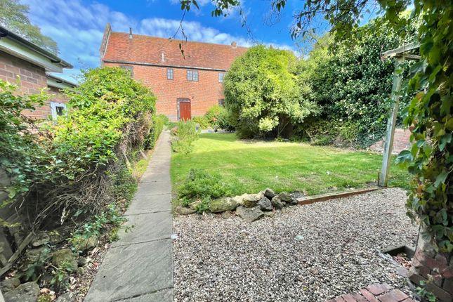 Thumbnail Barn conversion for sale in Main Street, Grimston, Melton Mowbray