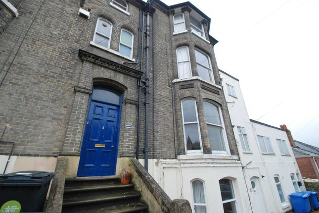 Thumbnail Flat to rent in Cambridge Street, Norwich