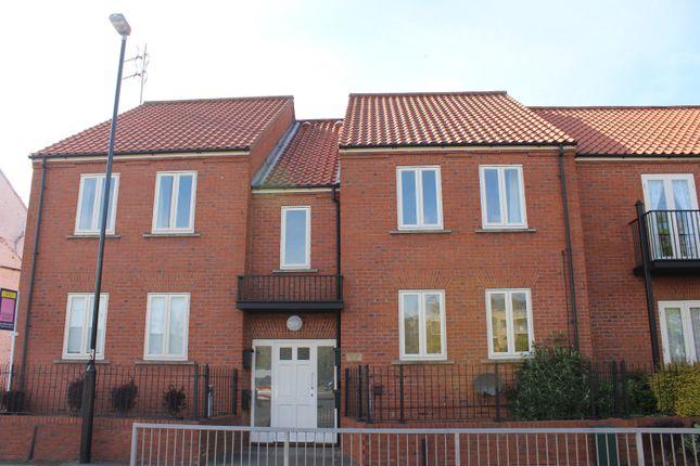 Thumbnail Flat to rent in Monkbridge Court, Monkgate, York