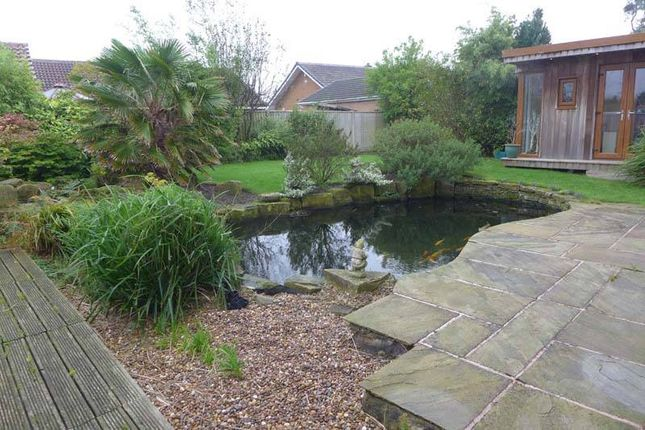 Rear Garden of Broadpool Lane, Hambleton, Poulton-Le-Fylde FY6