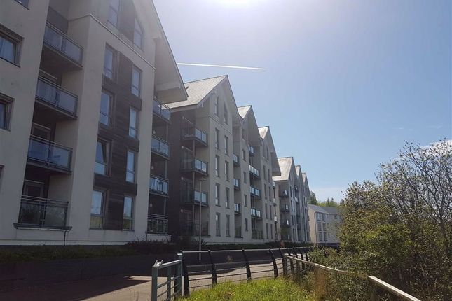 Thumbnail Flat for sale in Victory Apartments, Copper Quarter, Swansea