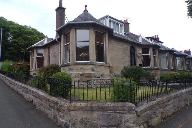 Thumbnail End terrace house for sale in South Street, Greenock
