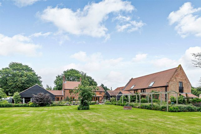 Thumbnail Property for sale in Heath Road, Hickling, Norwich