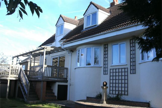 Thumbnail Detached house to rent in The Quarry, Dursley, Gloucestershire