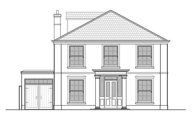 Thumbnail Detached bungalow for sale in Mount Pleasant, Norwich