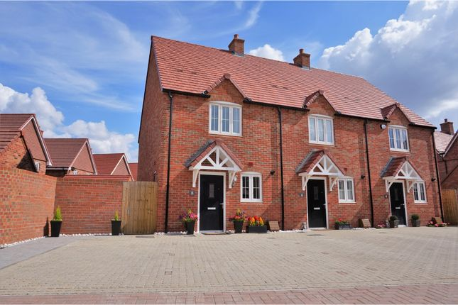 Thumbnail End terrace house for sale in Howden Green, Abingdon