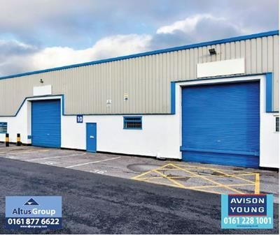 Thumbnail Light industrial to let in Barton Business Park, Cawdor Street, Eccles, Manchester, Greater Manchester