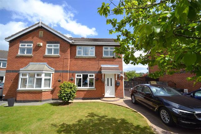 Haseley Close, Manchester M26