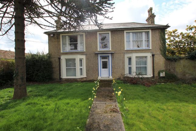 Thumbnail Detached house to rent in High Street, Warboys, Huntingdon