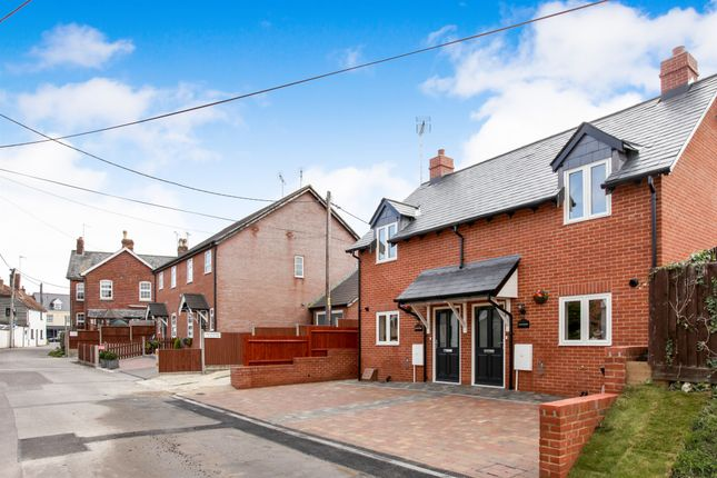 Thumbnail Semi-detached house for sale in Flower Lane, Amesbury, Salisbury