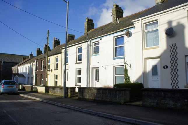 Thumbnail Terraced house to rent in Melrose Terrace, Fraddon, St. Columb