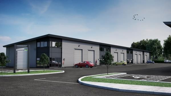 Thumbnail Light industrial to let in Avro Park, Doncaster Sheffield Airport, First Avenue