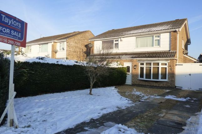 3 bed semi-detached house for sale in Pembroke Avenue, Syston