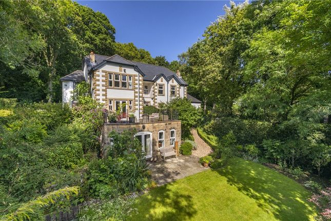 Thumbnail Detached house for sale in Curly Hill, Middleton, Ilkley, West Yorkshire