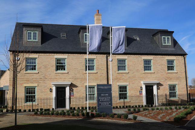 Thumbnail Semi-detached house for sale in Plot 40, 1 North Road, Brampton Park, Huntingdon