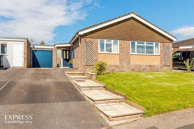 Thumbnail Detached bungalow for sale in Vale Leaze, Little Somerford, Chippenham, Wiltshire