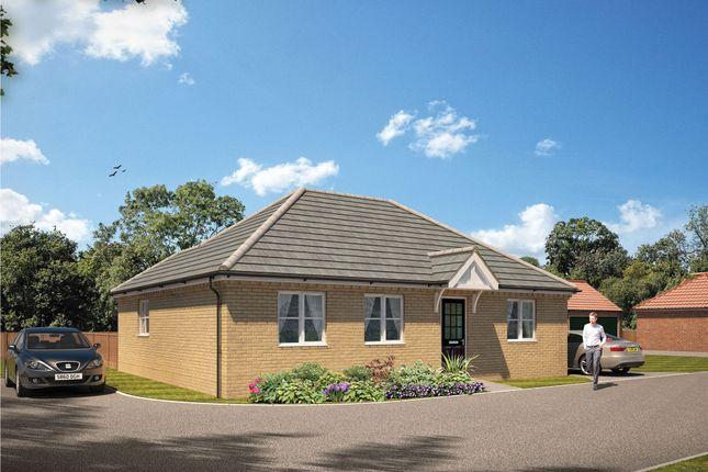 """Thumbnail Bungalow for sale in """"The Ripley"""" at Ixworth Road, Thurston, Bury St. Edmunds"""