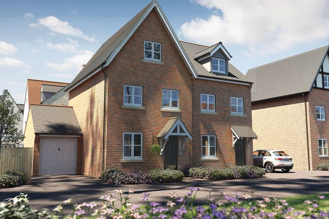 """Thumbnail Property for sale in """"The Holnicote"""" at Bishopsfield Road, Fareham"""