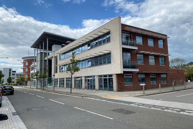 Thumbnail Office to let in Unit 13, Langdon House, Langdon Road, Swansea
