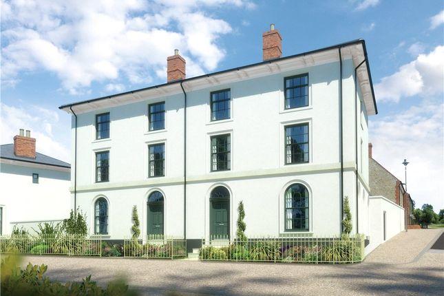 Thumbnail Semi-detached house for sale in Dukes Parade, Poundbury, Dorchester