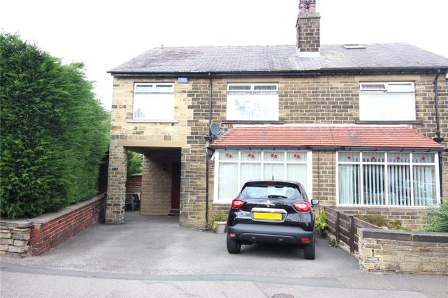 Thumbnail Semi-detached house for sale in 1 Armitage Avenue, Brighouse