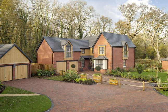"Thumbnail Detached house for sale in ""Hawthorn"" at Barrow Gurney, Bristol"